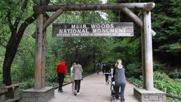 MuirWoodsEntrance