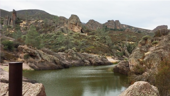 Pinnacles-Reservoir