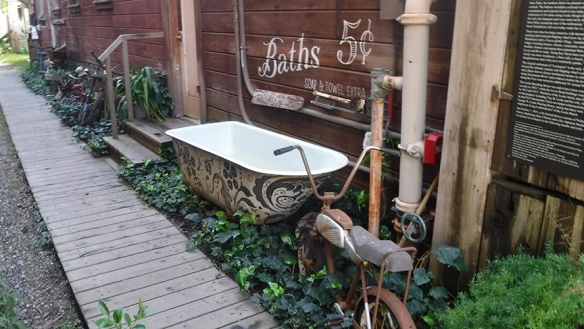 Bath in Locke