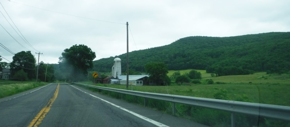 A beautiful farm near Harlemville.