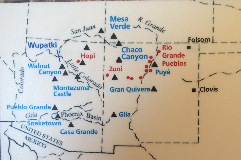 American Indians in the Four Corners region